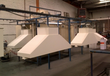 High Gloss Powder Coating Services In Kilwinning