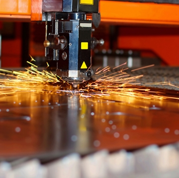 Laser Cutting Of Complex Components In Ardrossan