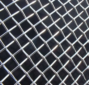 Electro Polished Stainless Steel Mesh