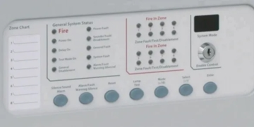 Conventional Fire Alarm System In Grimsby