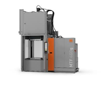 Nationwide Supplier Of Rubber Injection Moulding Machines