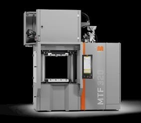 Nationwide Supplier Of Vertical Rubber Injection Moulding Machines