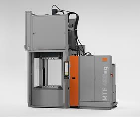 Nationwide Supplier Of Ergonomic Injection Machines