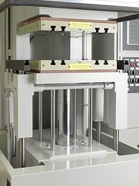 Fully Hydraulic C-Frame Clamping Units