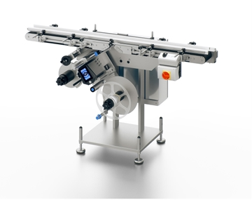 High Precision Bottom Labelling Machines