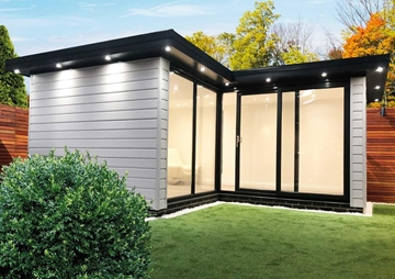 Fully Insulated Garden Rooms