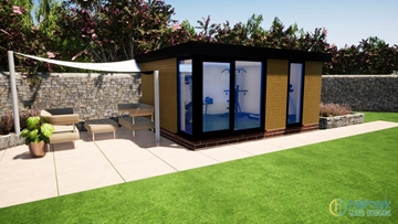 Beautifully Crafted Garden Rooms In Hastings