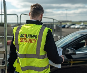 Manned Guarding For Business Parks In Huddersfield