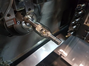 CNC Turning Services In Bristol