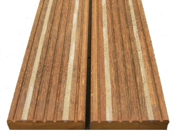 Environment Friendly Timber Decking Boards
