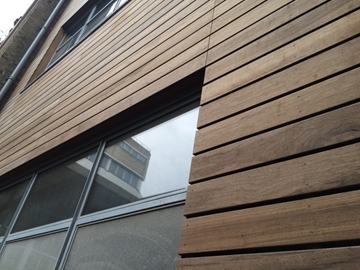 FSC Certified Frake Cladding