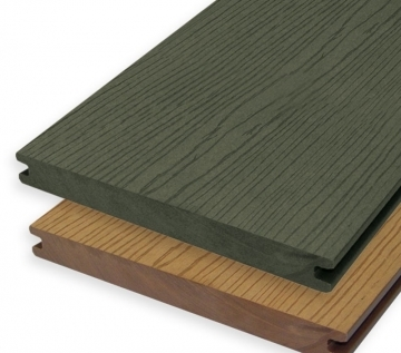 High Quality Composite WPC Decking