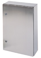 Durable Stainless Steel Enclosures