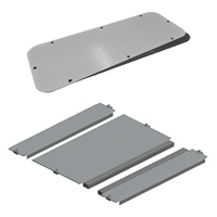 Gland Plates For Enclosures