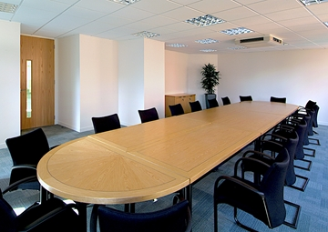 Interior Space Partitioning Solution