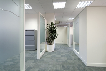 Flushwall Relocatable System For Interior Spaces