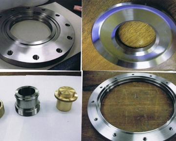 High Quality Bespoke Components