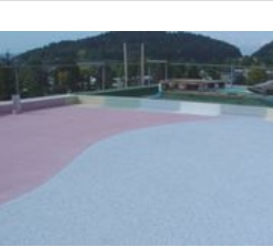 Fully reinforced Liquid Waterproofing Systems