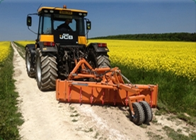 Track Grading Services For Farms In West Sussex