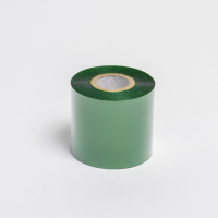 55mm x 300 Metre Green Washproof Ink Ribbon<br>For Citizen CL-S621, Godex G Series etc