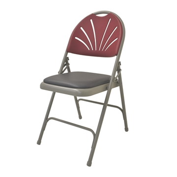 Comfort Upholstered Folding Chairs