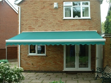 Bespoke Domestic Awnings Services