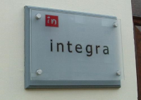 Engraved Signs With Perspex Cover In Kent