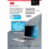 """3M Privacy Filter for 17"""" Widescreen Laptop (16:10)"""