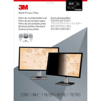 """3M Privacy Filter for 20"""" Widescreen Monitor"""