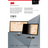 """3M Privacy Filter for 22"""" Widescreen Monitor (16:10)"""