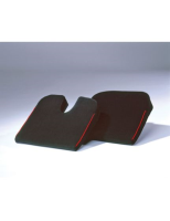8-Degree Coccyx Wedge With Memory Foam