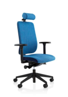 Being Chair with Headrest