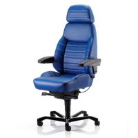 Executive Workchair - Medal Leather