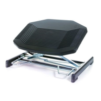 Footrest 4 with Height Adjustment and Tilt