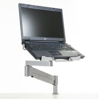 Laptop Gas Arm for Desk & Wall Mounting