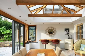 Oak Orangeries With Contemporary Styling