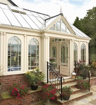 Nationwide Wooden Conservatories Solutions
