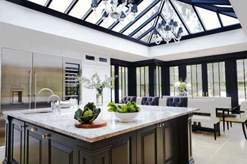 Bespoke Kitchen Extensions With Contemporary Styling
