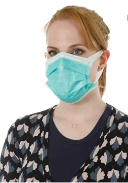 Nationwide Supplier Of Type IIR Surgical Face Mask
