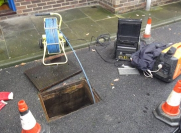 Drain Lining Services In Newbury