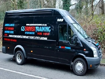 C1 Driver Training Class 3 Courses In Hampshire