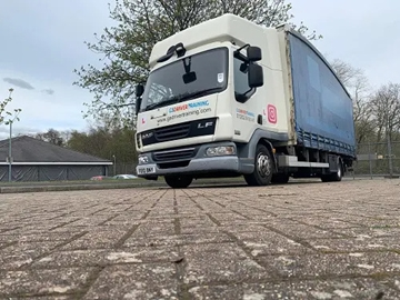 Professional HGV Driver Training In Hampshire