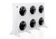 Compact Vertical Dry Cooler For Commercial Use