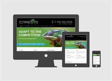 Bespoke Commercial Web Site Design