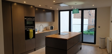 Nationwide Experts In Bespoke Kitchen Cabinet Making