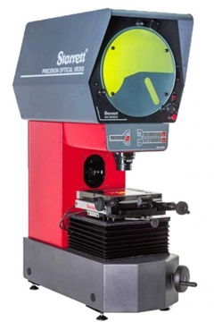 Quality Control Profile Projector For Components
