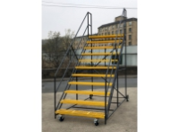 Steps And Access Platforms For Heavy Goods Stores