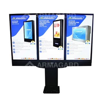 Wall Mounts For Samsung OH Screens