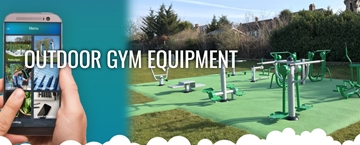 Specialised Outdoor Gym Equipment