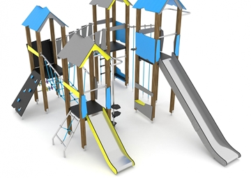 A Big Adventure Timber Multiplay Unit